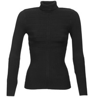 material Women jumpers Morgan MENTOS Black