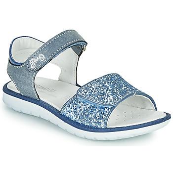 Shoes Girl Sandals Primigi ALEX Blue