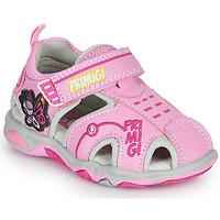 Shoes Girl Sports sandals Primigi SOLAL Pink