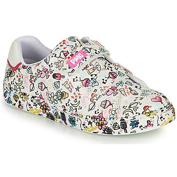 Shoes Girl Low top trainers Primigi LISA Multicolour