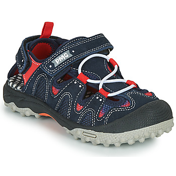 Shoes Boy Sports sandals Primigi ALEX Marine / Black / Red