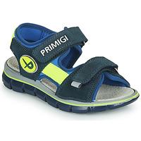 Shoes Boy Sandals Primigi MARINEL Blue