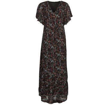 material Women Long Dresses Ikks BS30225-02 Multicolour