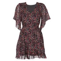 material Women Short Dresses Ikks BS30205-02 Multicolour