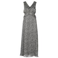 material Women Long Dresses Ikks BS30265-02 Black
