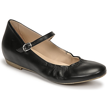 Shoes Women Ballerinas Casual Attitude OLIVIA Black