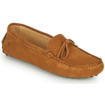 Shoes Women Loafers Casual Attitude ODELLE Camel