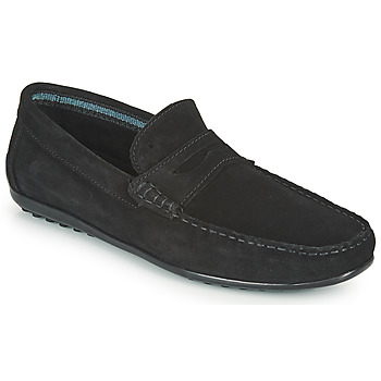 Shoes Men Loafers Casual Attitude IMOPO Black