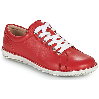 Shoes Women Derby shoes Casual Attitude OULETTE Red