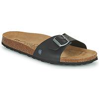 Shoes Men Mules Casual Attitude OMIU Black