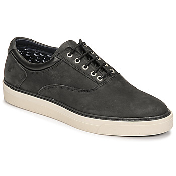 Shoes Men Low top trainers Casual Attitude OLAFF Black