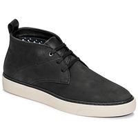 Shoes Men Mid boots Casual Attitude OLEO Black
