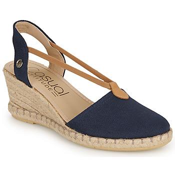 Shoes Women Sandals Casual Attitude IPOP Marine