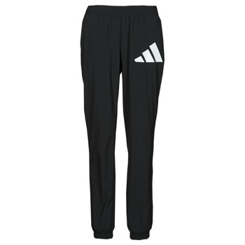 material Women Tracksuit bottoms adidas Performance WOVEN BOS PANT Black