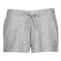 material Women Shorts / Bermudas adidas Performance W SL FT SHO Grey