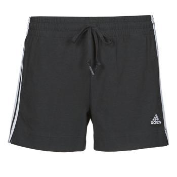 material Women Shorts / Bermudas adidas Performance W 3S SJ SHO Black