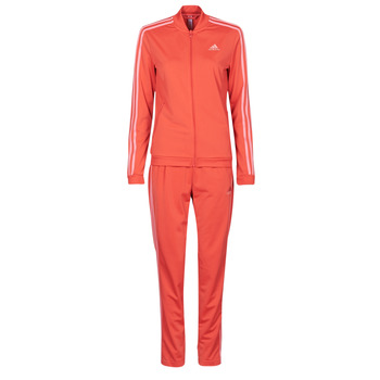 material Women Tracksuits adidas Performance W 3S TR TS Red