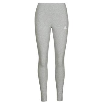 material Women leggings adidas Performance W LIN LEG Grey