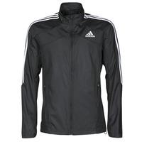 material Men Jackets adidas Performance MARATHON JKT Black