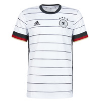 material Men short-sleeved t-shirts adidas Performance DFB H JSY White