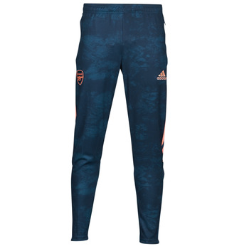 material Men Tracksuit bottoms adidas Performance AFC AOP TR PNT Blue