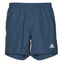 material Men Shorts / Bermudas adidas Performance RUN IT SHORT Blue