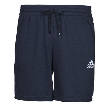 material Men Shorts / Bermudas adidas Performance M 3S FT SHO Blue