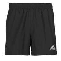 material Men Shorts / Bermudas adidas Performance OWN THE RUN SHO Black