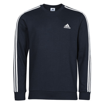 material Men sweaters adidas Performance M 3S FT SWT Blue