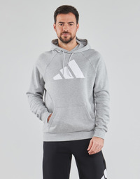 material Men sweaters adidas Performance M FI Hood Grey