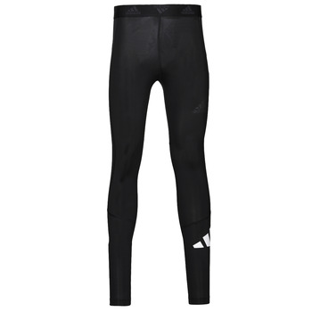 material Men leggings adidas Performance TF 3 BAR LT Black