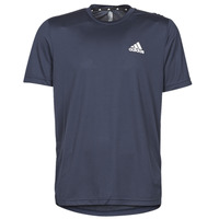 material Men short-sleeved t-shirts adidas Performance M PL T Blue