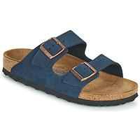 Shoes Women Mules Birkenstock ARIZONA SFB Blue