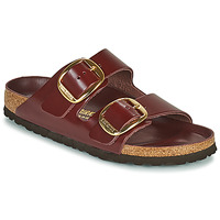 Shoes Women Mules Birkenstock ARIZONA BIG BUCKLE Bordeaux