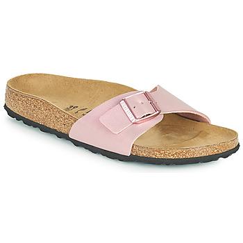 Shoes Women Mules Birkenstock MADRID Violet