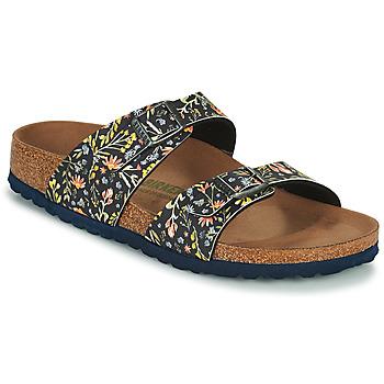 Shoes Women Mules Birkenstock SYDNEY Blue