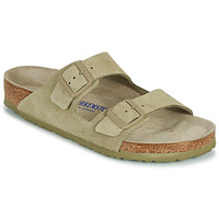 Shoes Men Mules Birkenstock ARIZONA SFB Kaki