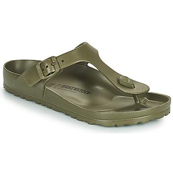 Shoes Women Flip flops Birkenstock GIZEH EVA Kaki