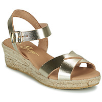 Shoes Women Sandals Betty London GIORGIA Gold
