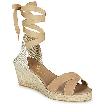 Shoes Women Sandals Betty London IDILE Beige