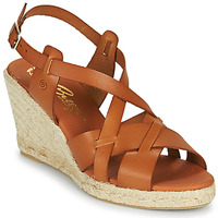 Shoes Women Sandals Betty London OSAVER Camel