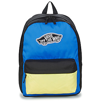 Bags Rucksacks Vans WM REALM BACKPACK Victoria / Blue