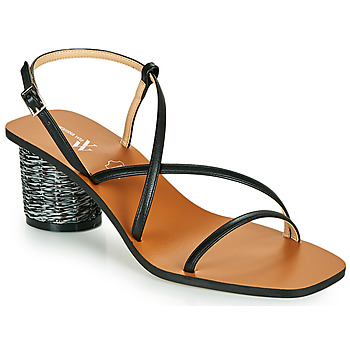 Shoes Women Sandals Vanessa Wu SD2226NR Black
