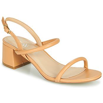 Shoes Women Sandals Vanessa Wu SD2253CM Camel