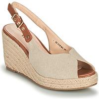 Shoes Women Sandals Vanessa Wu SD2238BG Beige / Brown