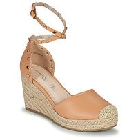 Shoes Women Sandals Vanessa Wu SD2257CM Camel