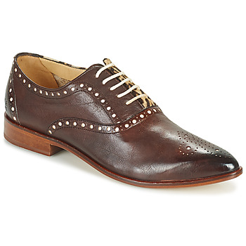 Shoes Women Derby shoes Melvin & Hamilton JESSY 61 Brown