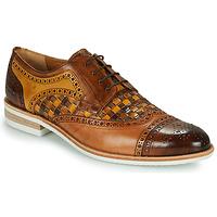 Shoes Men Derby shoes Melvin & Hamilton HENRY 7 Brown