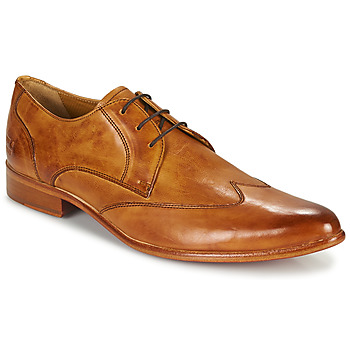 Shoes Men Brogue shoes Melvin & Hamilton TONI 2 Brown