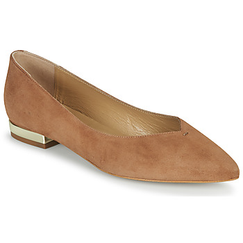 Shoes Girl Ballerinas JB Martin VERONICA Brown